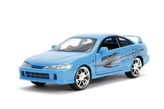 1/24 Jada Fast & Furious Mia's Acura Integra Diecast Car Model