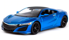 1/24 Maisto Acura NSX (Blue) Diecast Car Model