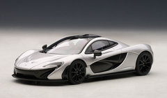 1/43 AUTOart McLAREN P1 (ICE SILVER) Diecast Car Model 56013