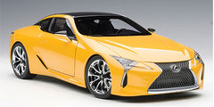 1/18 AUTOart LEXUS LC LC500 LC 500 (METALIC YELLOW) Diecast Car Model 78847