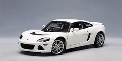 1/18 AUTOart LOTUS EUROPA S - WHITE Diecast Car Model 75368