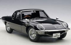 1/18 AUTOart MAZDA COSMO SPORT - BLACK Diecast Car Model 75937