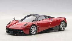 1/43 AUTOart PAGANI HUAYRA (METALLIC RED) Diecast Car Model 58208