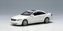 1/43 AUTOart MERCEDES-BENZ  CL-CLASS CL-KLASSE COUPE (WHITE) Diecast Car Model 56243