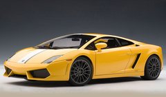 1/18 AUTOart LAMBORGHINI GALLARDO LP550-2 BALBONI - GIALLO MIDAS / YELLOW Diecast Car Model 74632