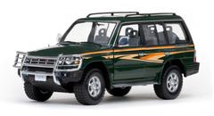 1/18 Sunstar 1998 MITSUBISHI PAJERO LWB Long Wheel Base 3.5 V6 (Green) Diecast Car Model