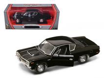 1/18 Road Signature 1970 AMC Rebel (Black) Diecast Car Model