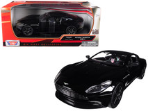 1/24 Motormax Aston Martin DB11 (Black) Diecast Car Model