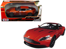 1/24 Motormax Aston Martin DB11 (Red) Diecast Car Model