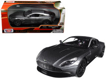 1/24 Motormax Aston Martin DB11 (Silver) Diecast Car Model
