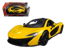 1/24 Motormax McLaren P1 (Yellow) Diecast Car Model