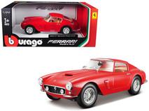 1/24 Bburago Ferrari 250GT 250 GT Berlinetta Passo Corto (Red) Diecast Car Model