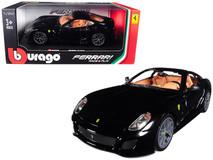 1/24 Bburago Ferrari 599 GTO (Black) Diecast Car Model