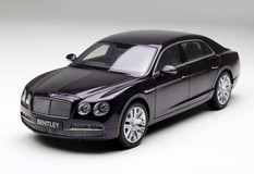 1/18 Kyosho Bentley Continental Flying Spur W12 (Purple) Diecast Car Model