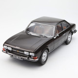 1/18 Norev 1973 Peugeot 504 (Brown) Diecast Car Model
