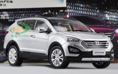 1/18 Hyundai Santa Fe (Silver)
