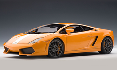 1/18 AUTOart LAMBORGHINI GALLARDO LP550-2 VALENTINO BALBONI - ARANCIO BOREALIS / ORANGE Diecast Car Model 74633