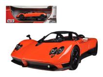1/18 Motormax Pagani Zonda F Orange Diecast Car Model