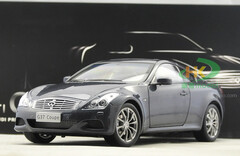1/18 Infiniti G37S/Q60 Coupe (Grey)