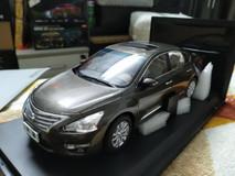 1/18 Nissan Altima (Brown) Diecast Car Model
