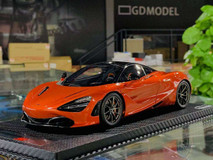 1/18 Tecnomodel McLaren 720S (Orange) Resin Car Model