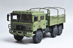 1/24 Dealer Edition Chinese SX2150 General Utility Truck Diecast Car Model