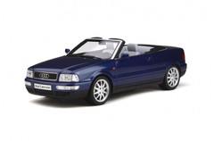 1/18 OTTO Audi 80 Cabriolet (Blue) Resin Car Model