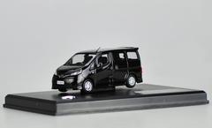 1/43 Dealer Edition Nissan NV200 (Black) Diecast Car Model