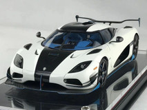 1/18 Frontiart FA Koenigsegg Agera RS1 (White) Car Model Limited
