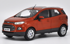 1/18 Dealer Edition Ford Ecosport (Red) Diecast Car Model