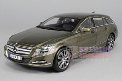 1/18 Mercedes-Benz CLS 500 Shooting Brake (Brown)