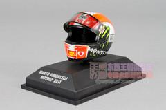 1/8 Minichamps Marco Simoncelli MOTOGP AGV Helmet Model