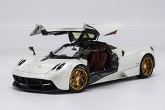 1/18 GTAUTOS Pagani Huayra V12 (White) Diecast Car Model
