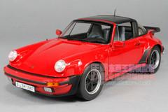 1/18 Porsche 911 Turbo Targa (Red)