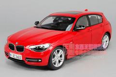 1/18 BMW 125i (Red)