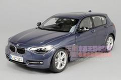 1/18 BMW 125i (Blue)