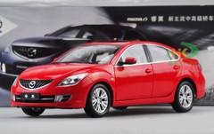 1/18 Mazda 6 (Red)
