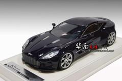 1/18 Handmade Aston Martin One-77 (Dark Blue)
