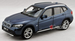 KYOSHO 1/18 BMW X1 (BLUE) DIECAST CAR MODEL