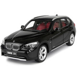 KYOSHO 1/18 BMW X1 (BLACK) DIECAST CAR MODEL