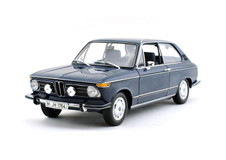 1/18 BMW 1600 (BLUE) DIECAST CAR MODEL