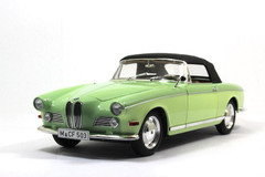 1/18 BMW 503 CABRIO (GREEN) DIECAST CAR MODEL
