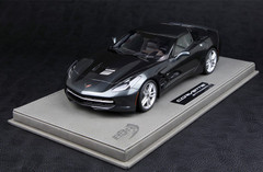 BBR HANDMADE 1/18 CORVETTE STINGRAY (GREY) RESIN MODEL! LIMITED 10