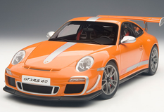 1/18 AUTOART PORSCHE 911 997 GT3 RS 4.0 (ORANGE) Diecast Car Model 78148