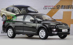 1/18 SKODA OCTAVIA (BLACK) DIECAST CAR MODEL