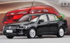 1/18 VOLKSWAGEN VW BORA (BLACK) DIECAST CAR MODEL