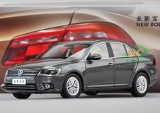 1/18 VOLKSWAGEN VW BORA (GREY) DIECAST CAR MODEL