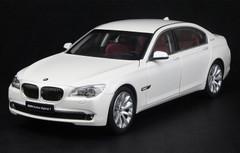 KYOSHO 1/18 BMW ActiveHybrid 7 (WHITE) DIECAST CAR MODEL!
