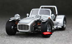 KYOSHO 1/18 CATERHAM SUPER SEVEN 7 DIECAST CAR MODEL!