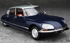 1/18 CITROEN DS23 DS 23 PALLAS (BLUE) DIECAST CAR MODEL!